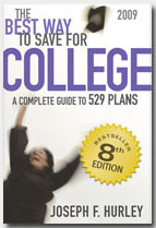 2009 The Best Way to Save for College - A Complete Guide to 529 Plans